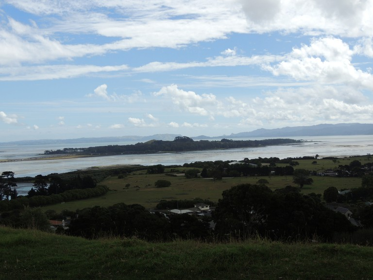 Manukau Harbour - Taken from Mangere Mountain | © Jennifer Whiting/Flickr