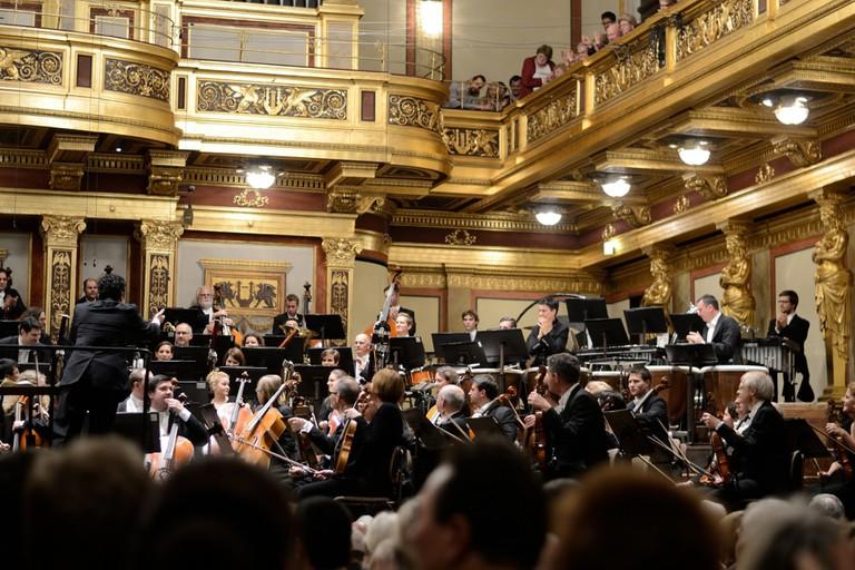 Vienna Philharmonic Orchestra | © Cha già José / Flickr