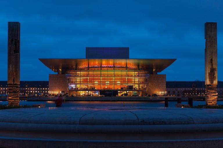 The Opera House   © Håkan Dahlström / Flickr