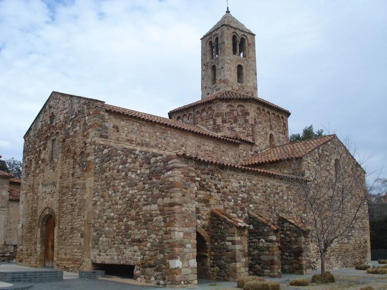 The church of Santa Maria © Josep Bracons