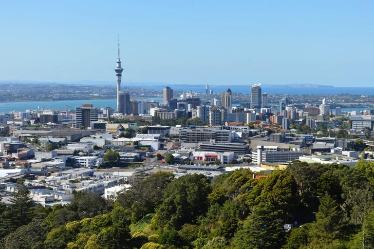 Auckland CBD | © Francsico Anzola/Flickr