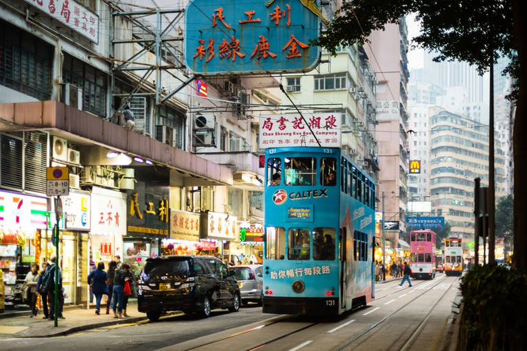 Wan Chai | © superidoljp/Flickr