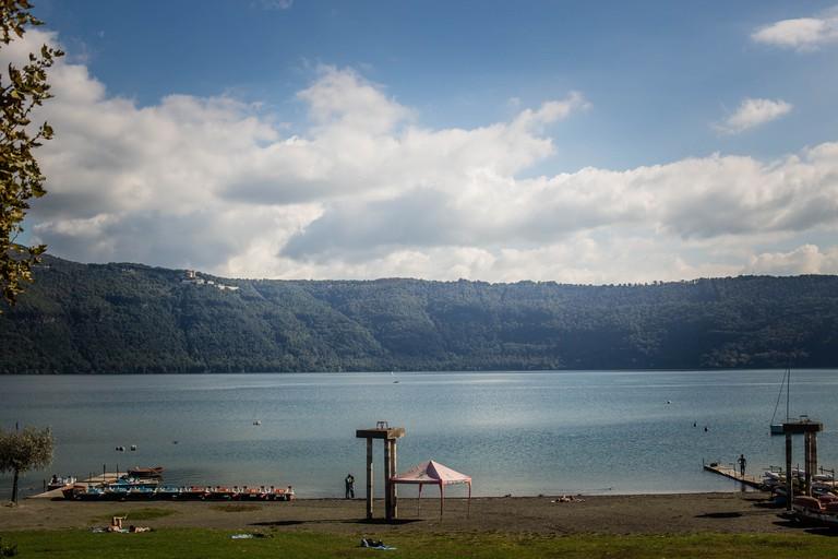 Lake Albano   © takver/Flickr