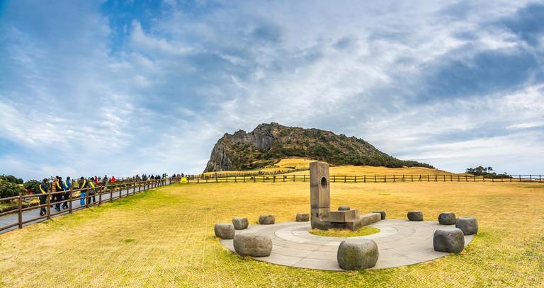 Stunning scenery in Jeju | © Chingazo / Flickr