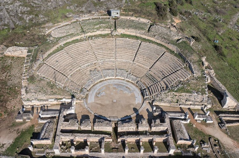 © Hellenic Ministry of Culture and Sports / UNESCO