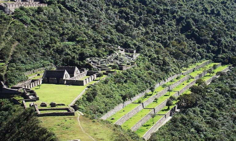 Choquequirao citadel|©Andy Young/Flickr