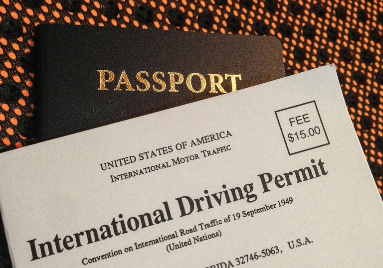 International Driving Permit | ©Tony Webster / Flickr