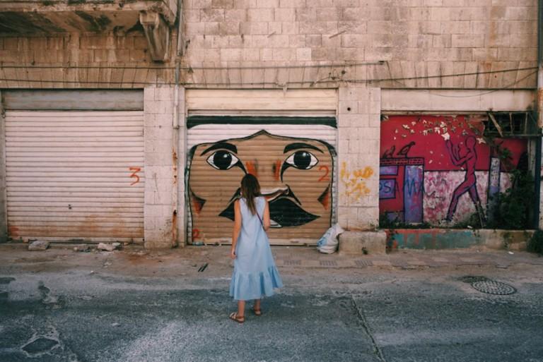 Jordanian Street Art | Downtown Amman © A Medium Cooperation