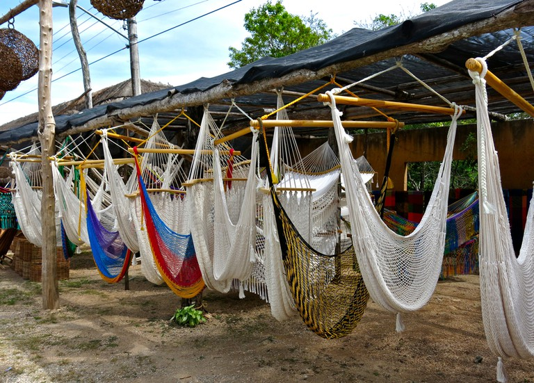 Hammocks from Yucatán | © Felicity Rainnie/Flickr
