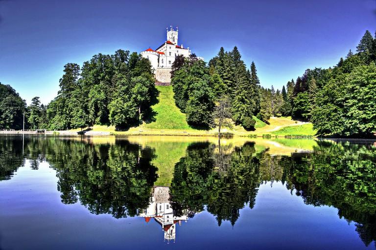 Trakoscan Castle/Flickr/Miroslav Vajdic