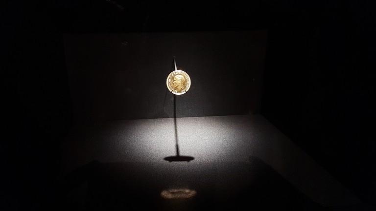 The Edward VII coin | © culturetrip