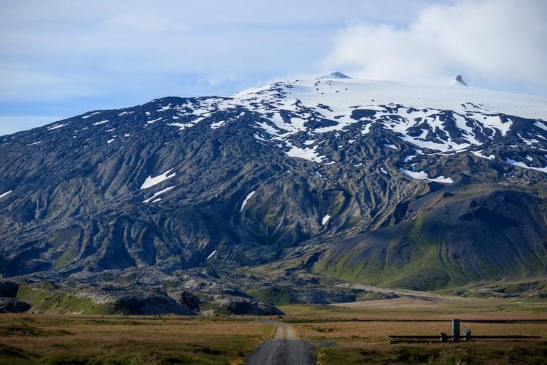 Snæfellsjokull | © David Lee / Flickr