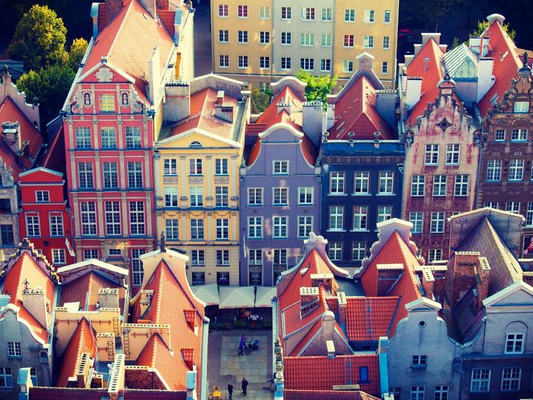 Gdansk   © kishjar? / Flickr
