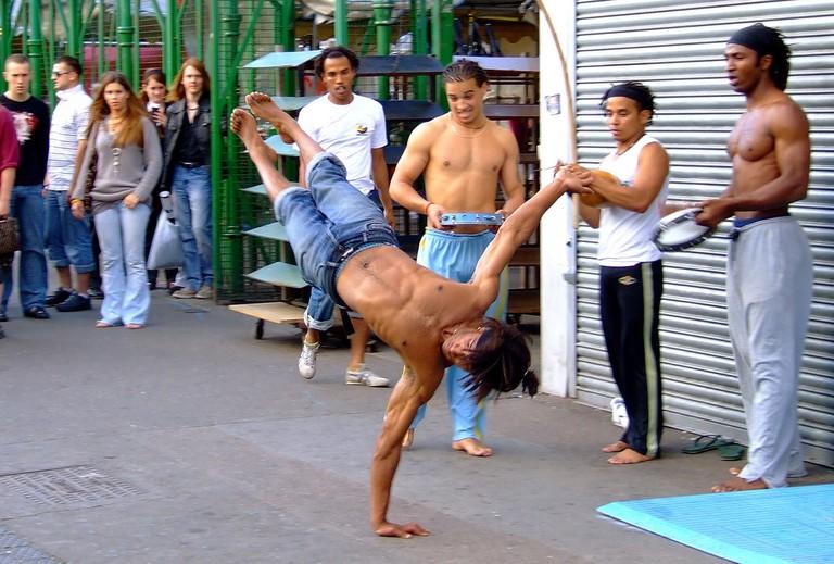 Capoeira / © Martine Laine / Flickr