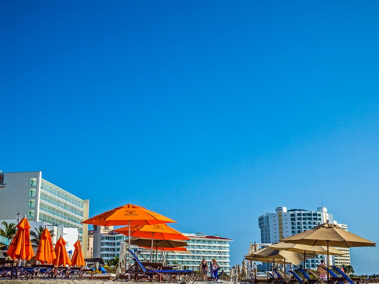Playa Forum Cancun|©Erasmo Herrera/Flickr