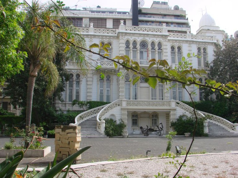 [Sursock Museum] | © [Luciana]/[source,Flickr]