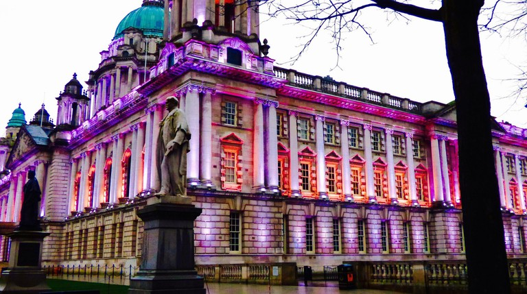 Belfast City Hall | © Les Haines/Flickr