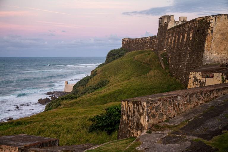 Castillo San Cristóbal, San Juan, Puerto Rico | © Arthur T. LaBar/Flickr