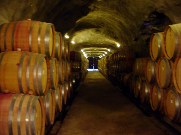 Gibbston Valley Vineyard Cellar | © TravelingOtter/Flickr