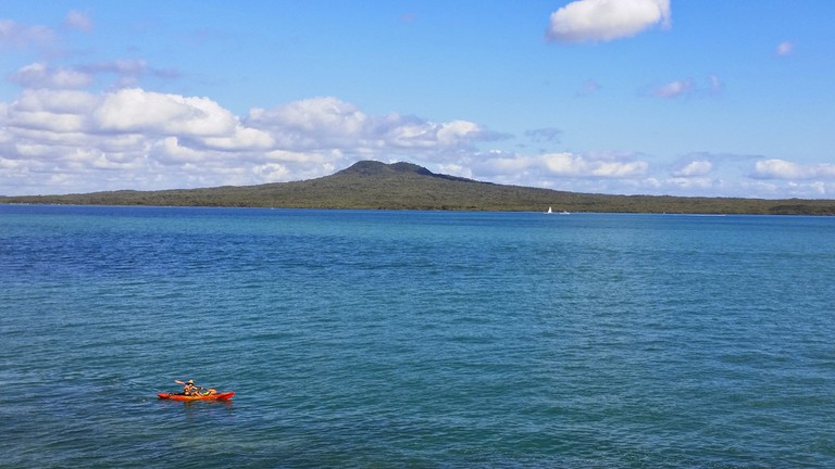 Rangitoto Island | © Department of Conservation/Flickr