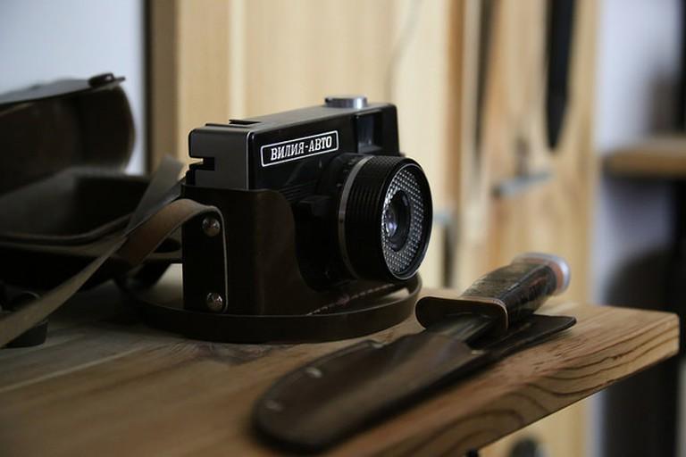 KGB camera / ©Raphaël Vinot / Flickr