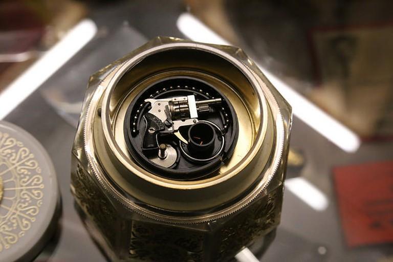 Tiny gun at the museum / ©Raphaël Vinot / Flickr