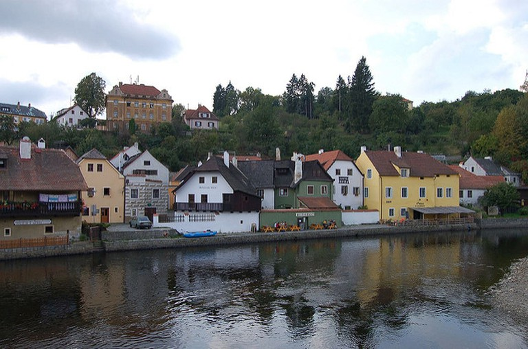 Some of the oldest structures in town | ©Joe Ross / Wikimedia Commons