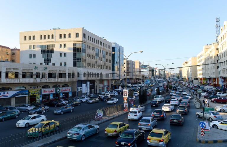Rush Hour in Amman © Francisco Anzola