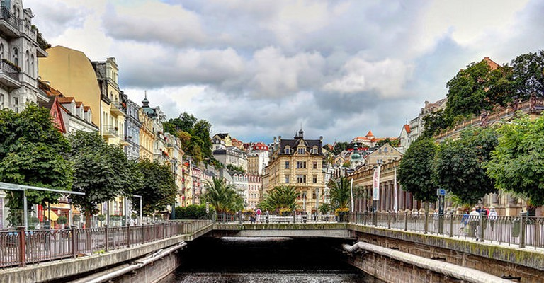 Summer days in Karlovy Vary / ©Shahin Abasov / Flickr