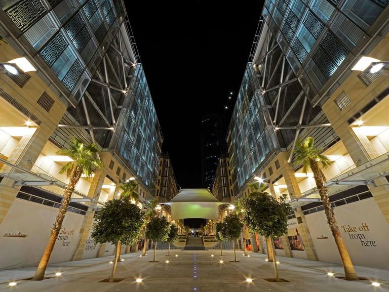 The Boulevard Arjaan By Rotana Hotel © Amman-Hotels-Jo.com