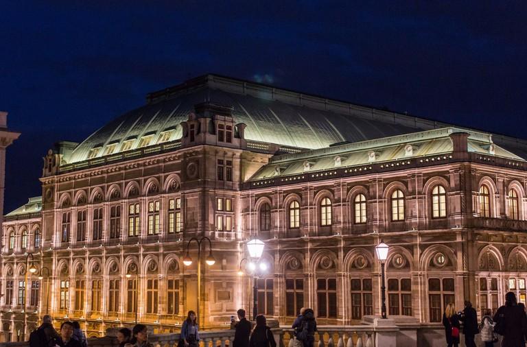 WIen State Opera House | © ~Silvinka~ / Flickr