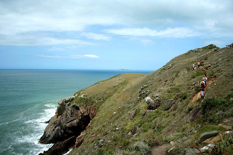Trail to Lagoinha do Leste / © Thiago Pessato / Flickr