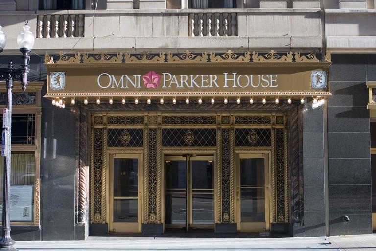 Omni Parker House | © Lin Mei