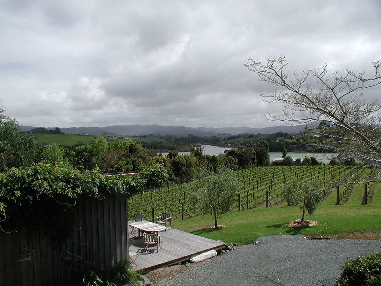 A winery in Sandspit, Matakana | © Anne-List Heinrichs/Flickr