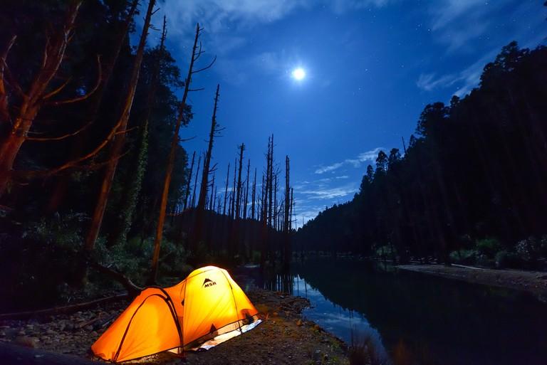 Camping at Shuiyang Forest | © 偉聖 莊 / Flickr