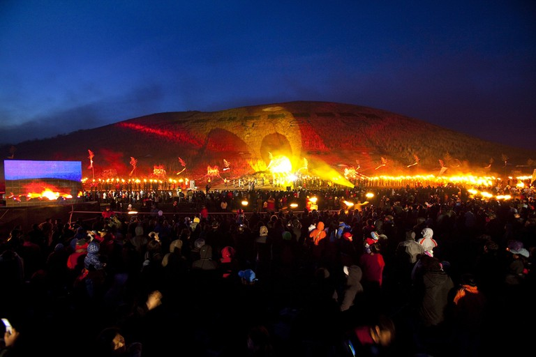 Things begin to heat up | © Jeju Tourism Organization