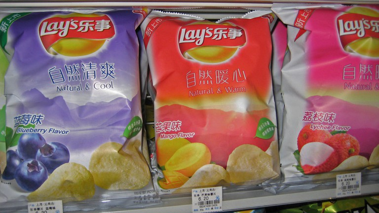 Chinese Lays | ©Tine Steiss/Flickr