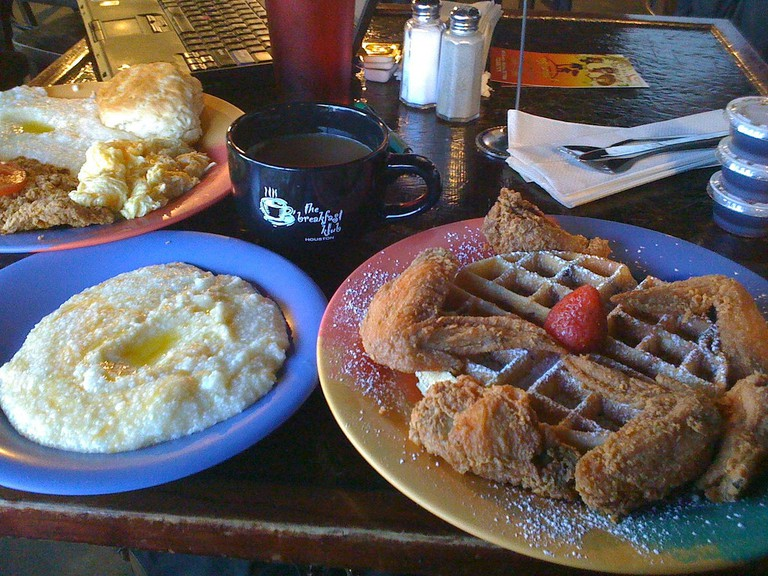 Breakfast in Houston © Ed T.