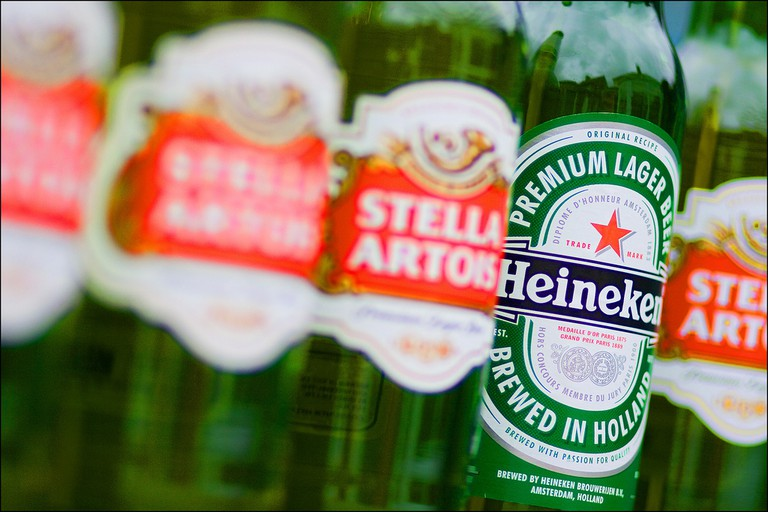 To the Dutch, beer tastes like angel piss | ©dawarwickphotography/Flickr