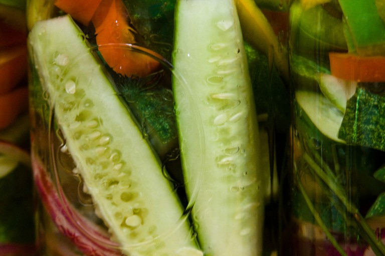 Pickles in the jar | © Robert Judge / Flickr