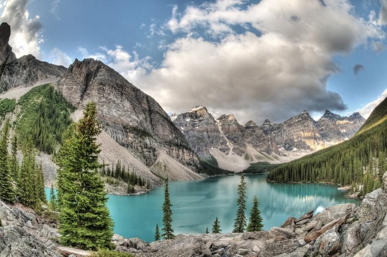 Moraine Lake | © Mike Boehmer / Flickr