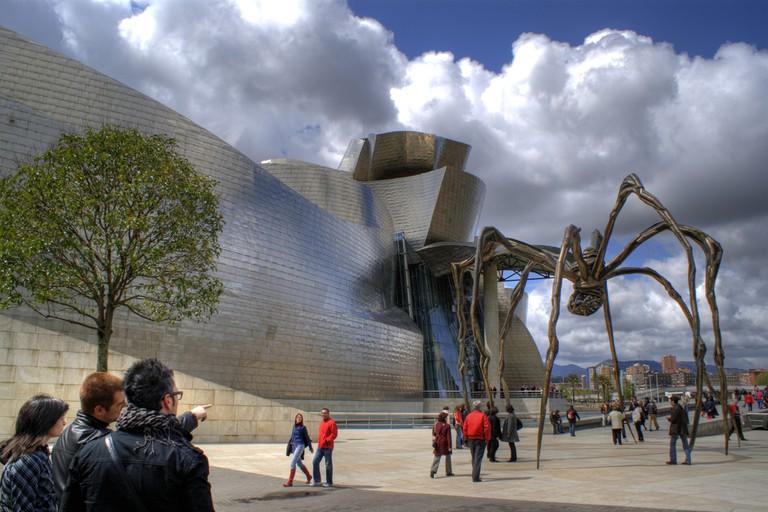 Guggenheim Bilbao | ©Vicente Villamón / https://www.flickr.com/photos/villamon/3978964795