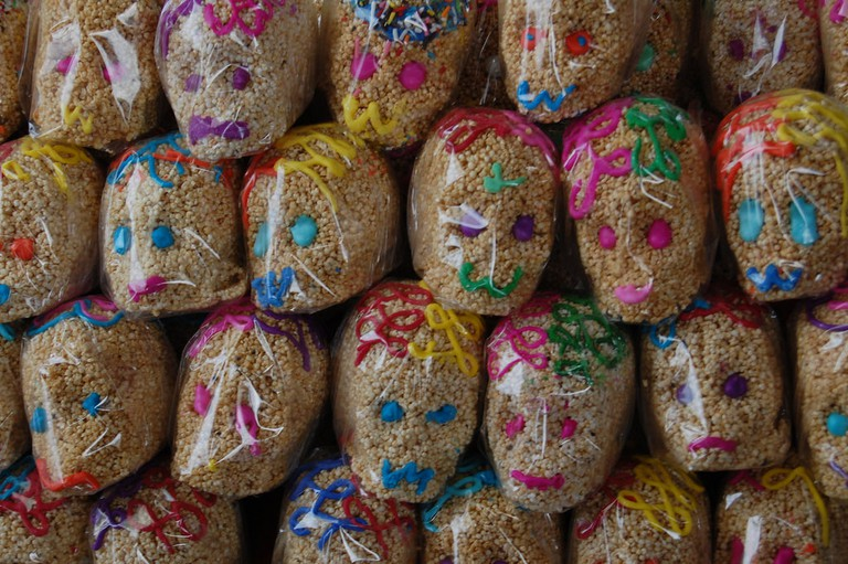 Amaranth skulls | © Gloria/Flickr
