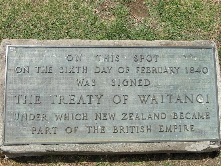 Waitangi Memorial | © Chris Gilson/Flickr