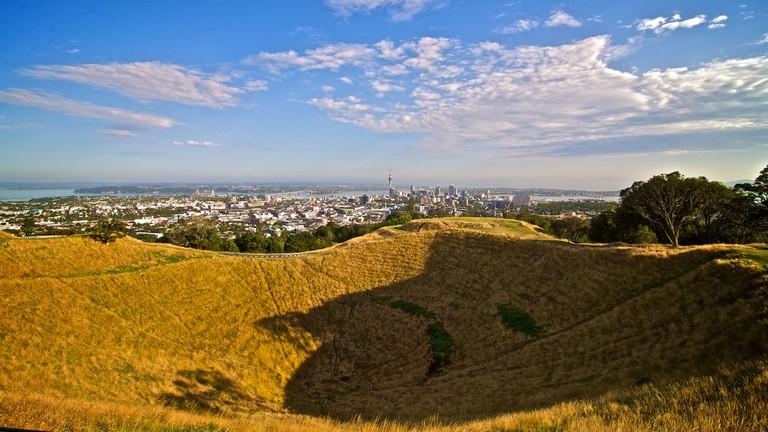 Mount Eden, Auckland | © macronix/Flickr
