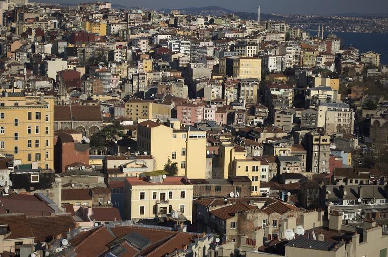 Istanbul Houses | © Kim Ahlström/Flickr