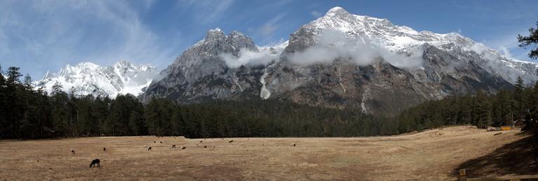 Jade Dragon Snow Mountain|©Kain Kalju/Flickr