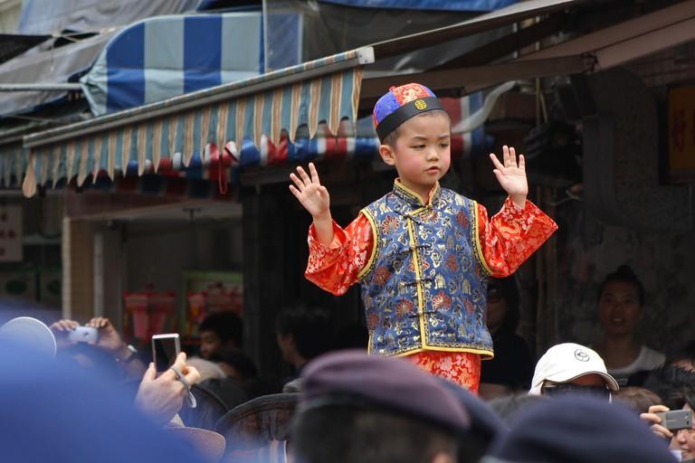 The Piu Sik Parade | © istolethetv/Flickr