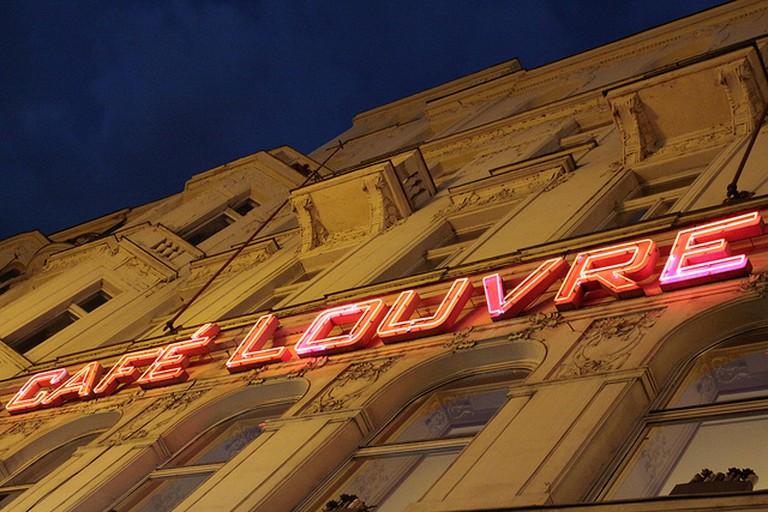 One of Kafka's hangouts / ©Alexandre Dulaunoy / Flickr
