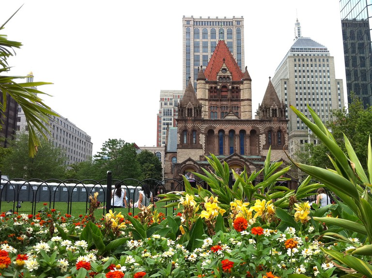 Copley Square | © Meagan Fisher / Flickr